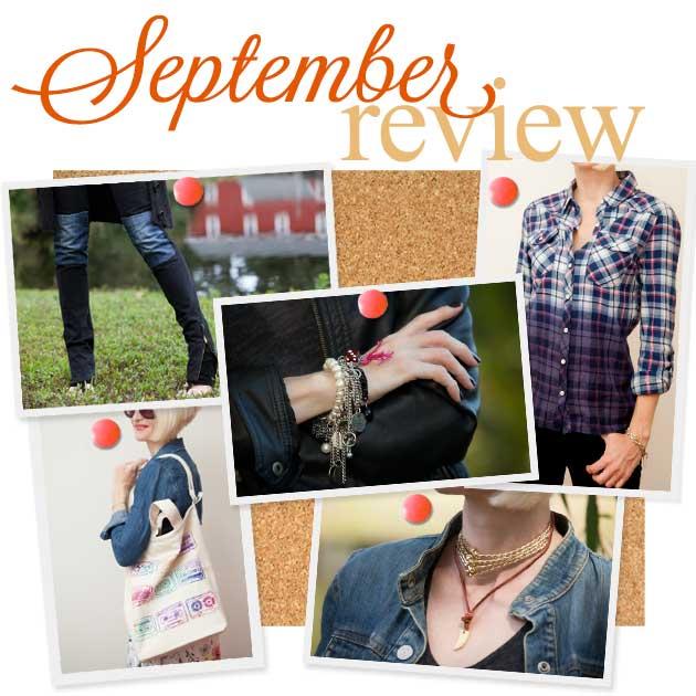 September DIY Review