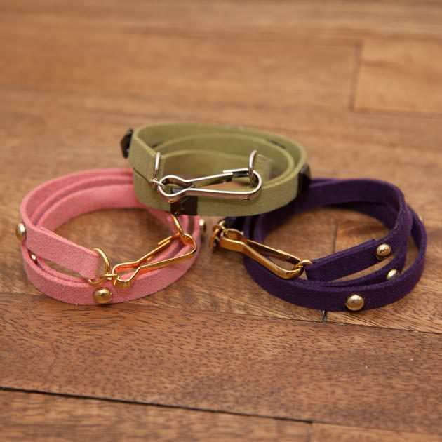 Studded Bracelets DIY