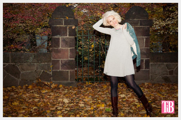 Rhinestone Swing Dress DIY Photo 1