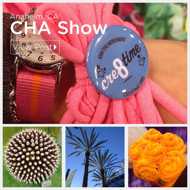 2014 CHA Show in Anaheim CA
