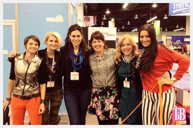 Cre8time Booth Artists and Bloggers