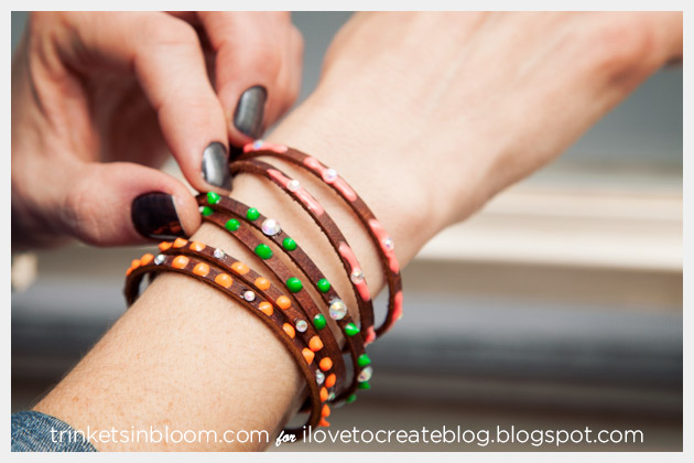 DIY Neon Friendship Bracelets Tutorial