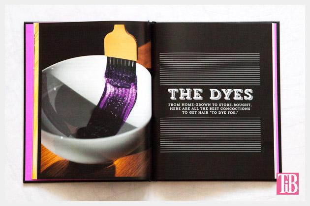 DIY Hair Dye Book Dyes