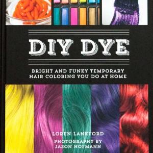 DIY Hair Dye Book Review