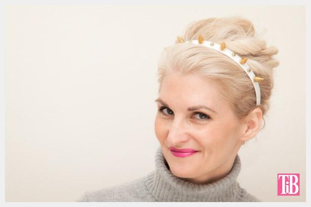 Spike Headband DIY Photo