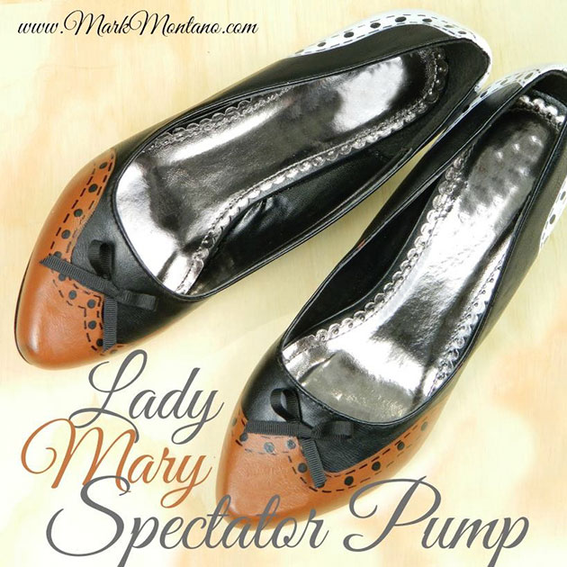 Lady Mary Spectator Pump