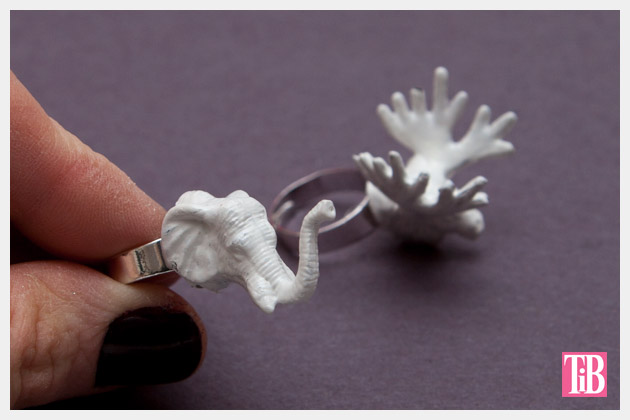 Animal Ring DIY Photo