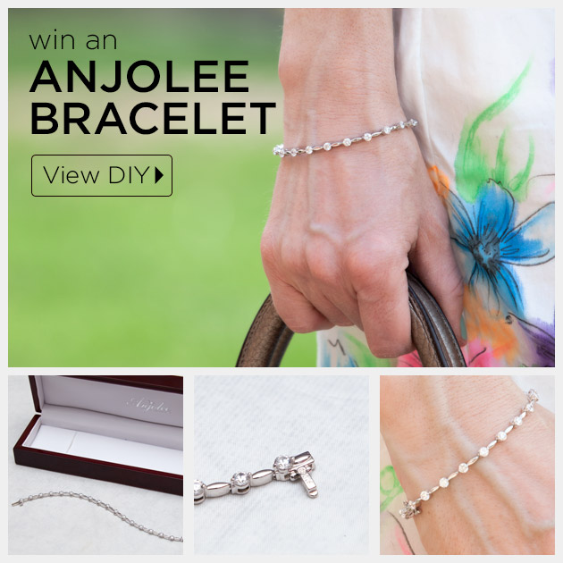 Anjolee Bracelet Giveaway by Trinkets in Bloom