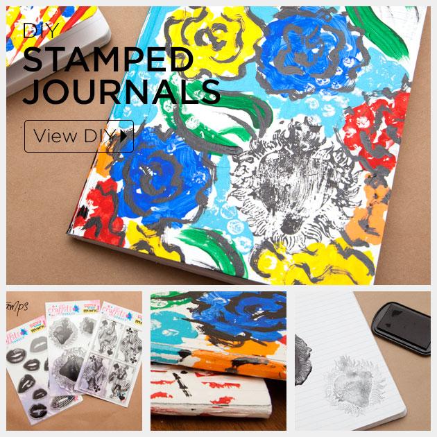 DIY Journals by Trinkets in Bloom