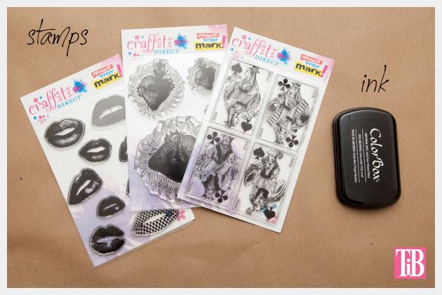 DIY Journals Supplies