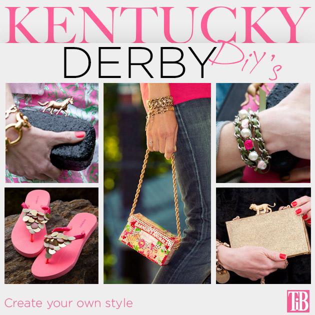 Kentucky Derby DIY's