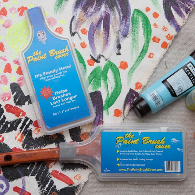 The Paint Brush Cover Giveaway thumnail