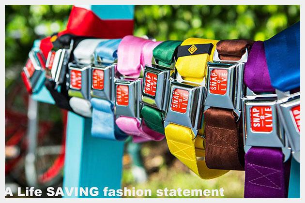 Snap2Live Belts