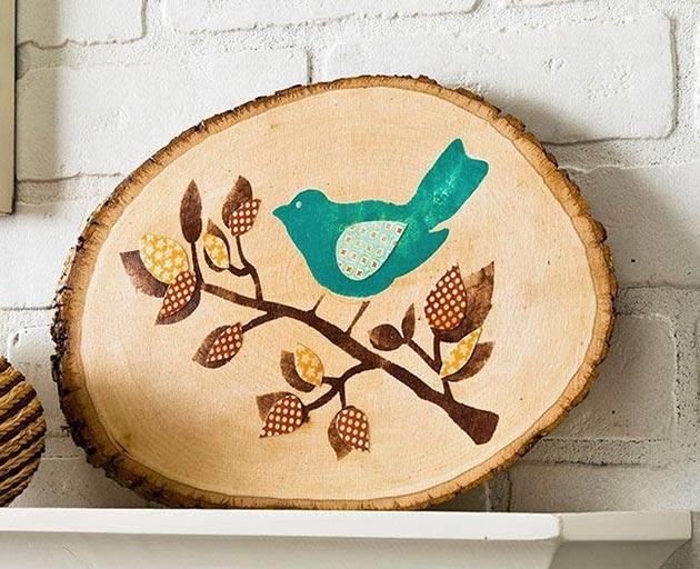 Outdoor Bird Art by Cathie Filian