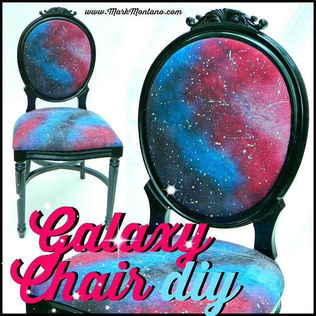 Galaxy Chair DIY