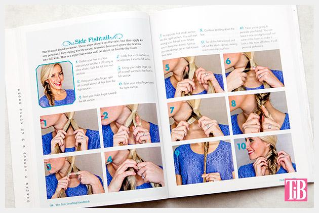 The New Braiding Handbook Side Fishtail