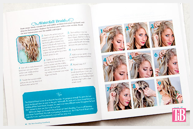 The New Braiding Handbook Waterfall Braid