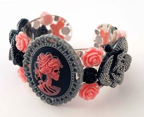 Gothic Chic Bracelet