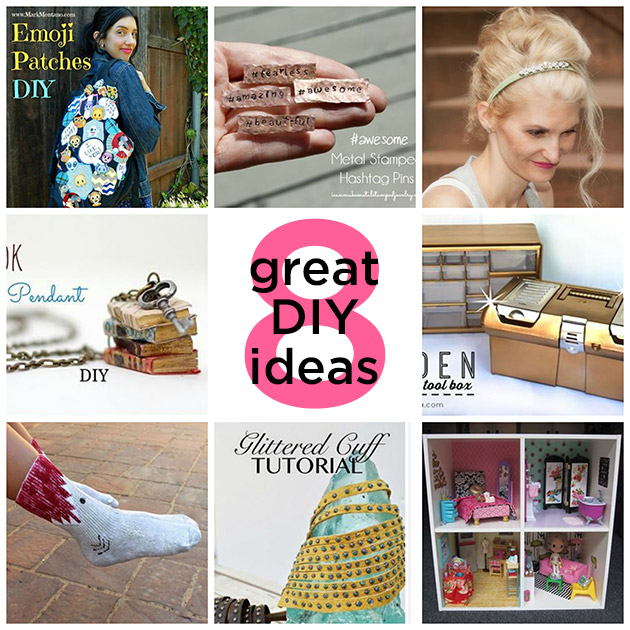 8 Great DIY Ideas