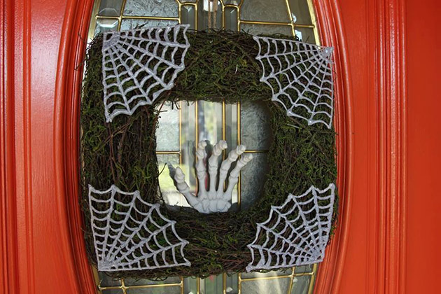 Mod Melt Glow Spider Webs by Cathie Filian