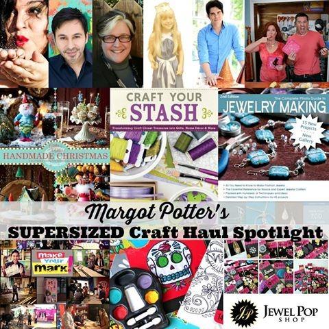 Margot Potter's Supersized Craft Haul Spotlight #ThursDIY