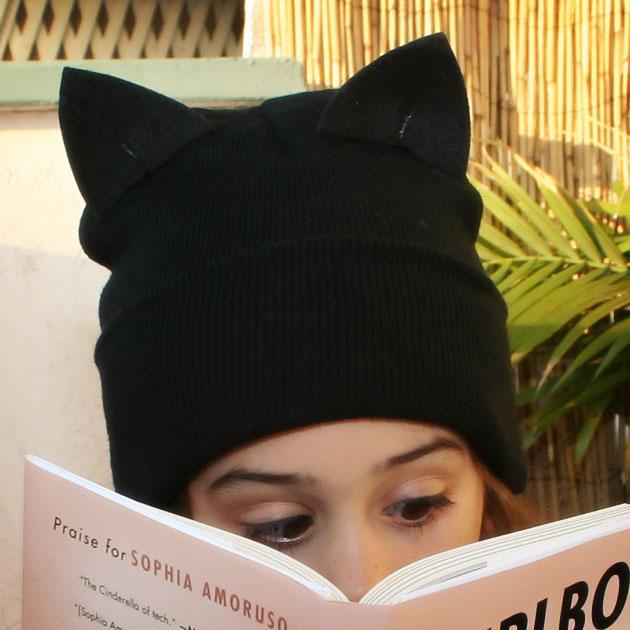 DIY Cat Beanie 630