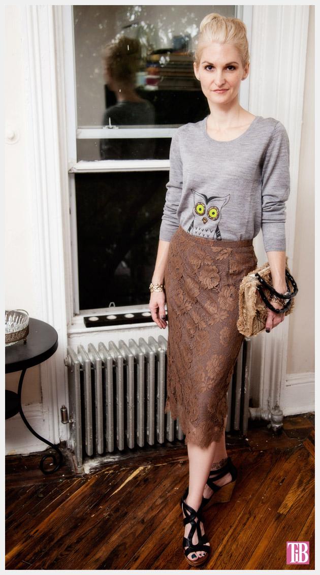 Owl Sweater DIY by Trinkets in Bloom #ThursDIY