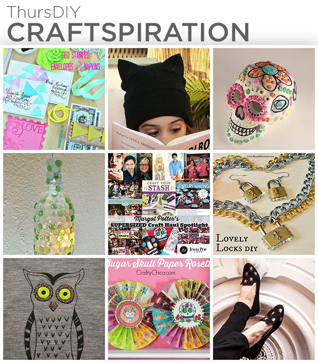 ThursDIY Craftspiration by Trinkets in Bloom