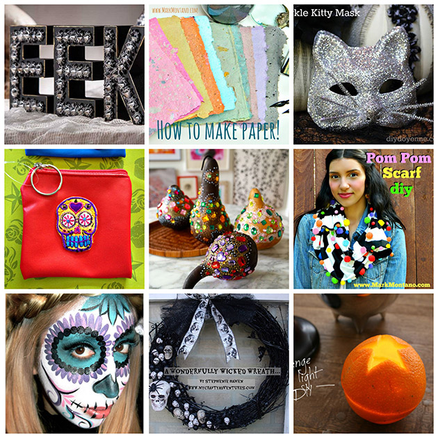 ThursDIY Boo-fest by Trinkets in Bloom