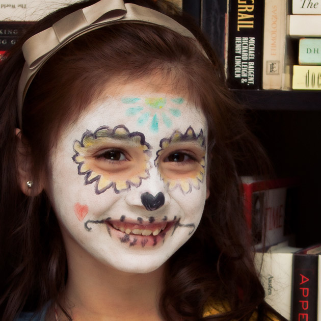 Crafty Chica Face Paint Kit DIY Tutorial