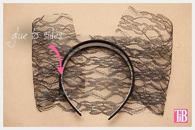kitty-ears-headband-glue-sides-of-lace