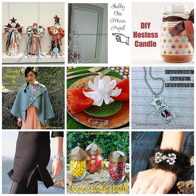 9 Fantastic DIYS by Trinkets in Bloom