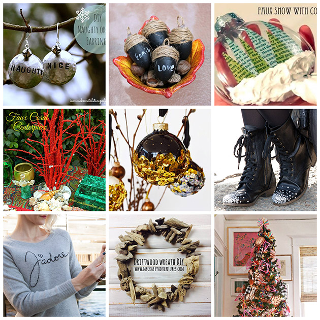ThursDIY Roundup Winter Wonders