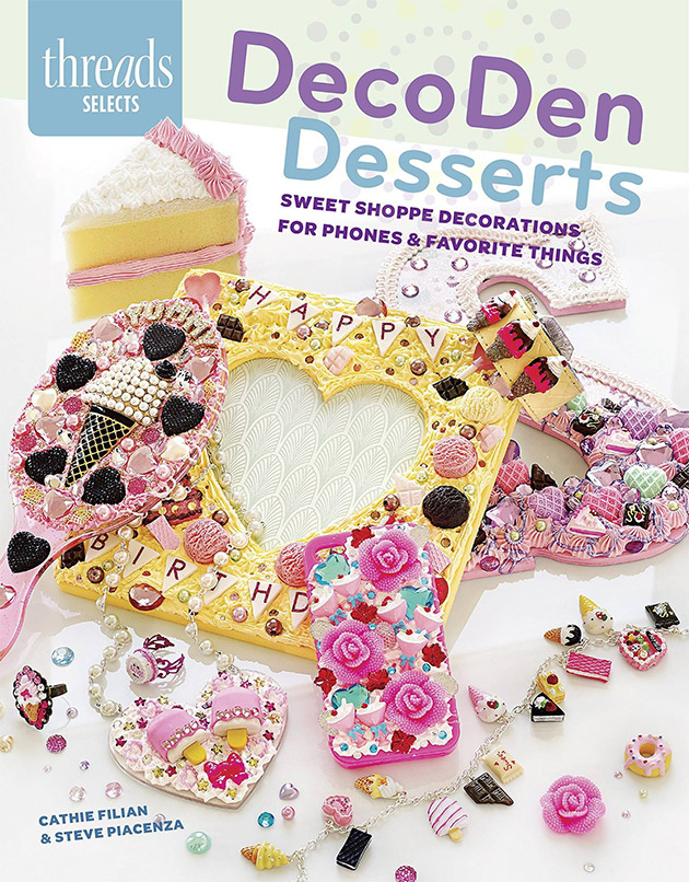 DecoDen Desserts and Mod Podge by Cathie Filian