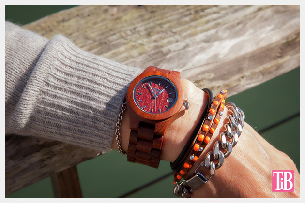 Jord Wood Watch Photo