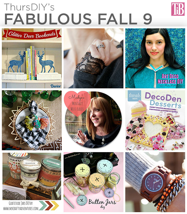 ThursDIY Fabulous Fall 9 DIY tutorials by Trinkets in Bloom