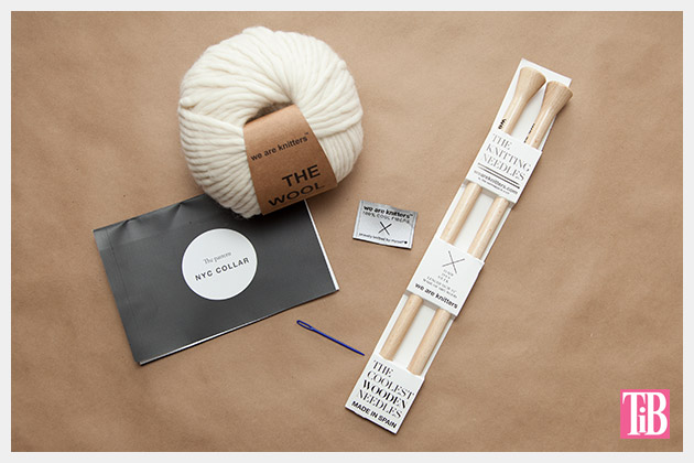 We Are Knitters NYC Collar Kit