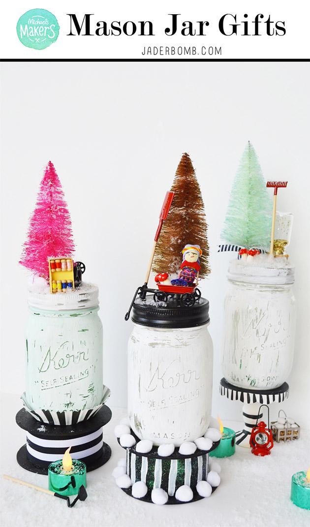 Mason Jar Gifts by Jaderbomb