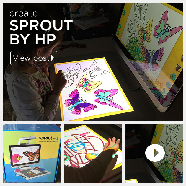 Sprout by HP Review by Trinkets in Bloom