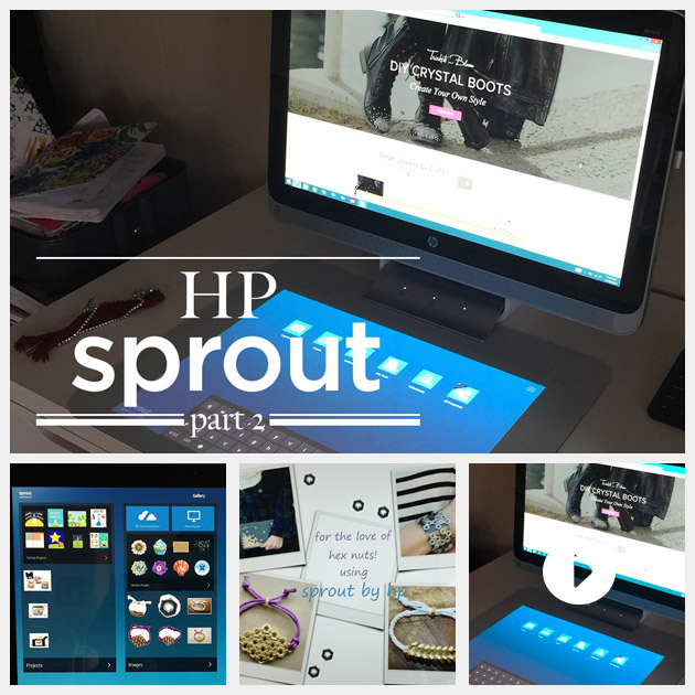Sprout by HP by Trinkets in Bloom #SproutbyHP #CIY