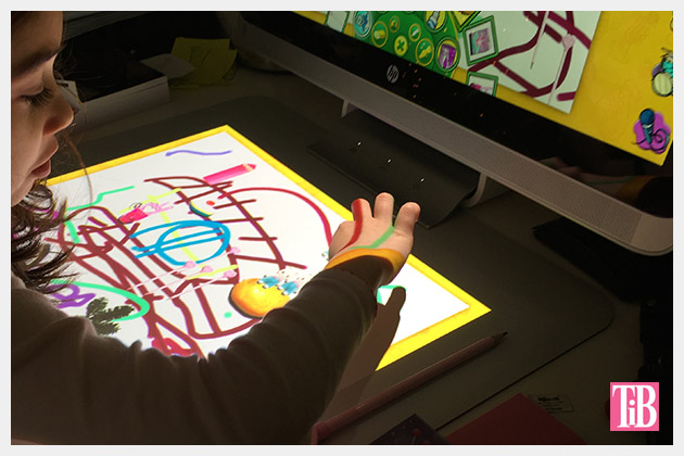 Sprout by HP Creating Stickers
