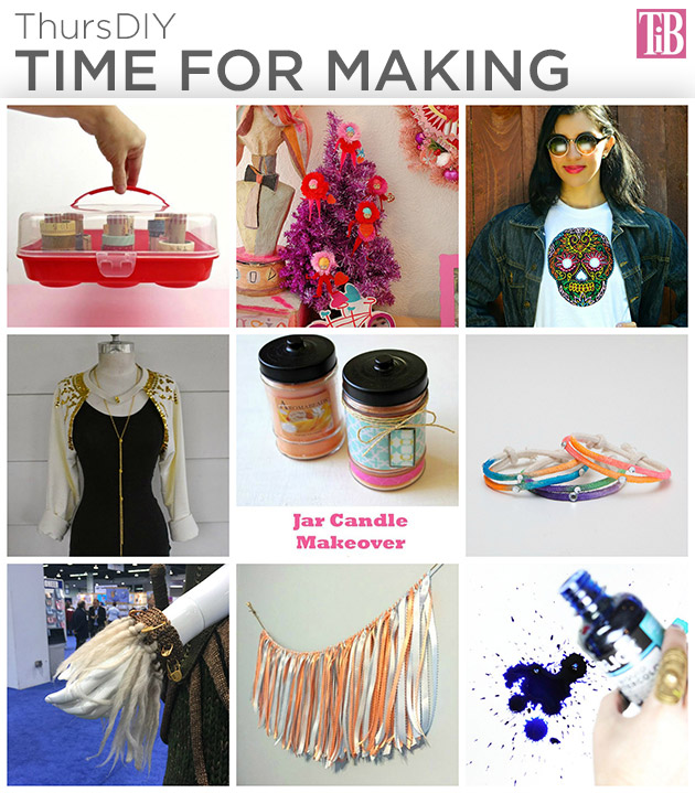 ThursDIY Time For Making DIY Roundup by Trinkets in Bloom