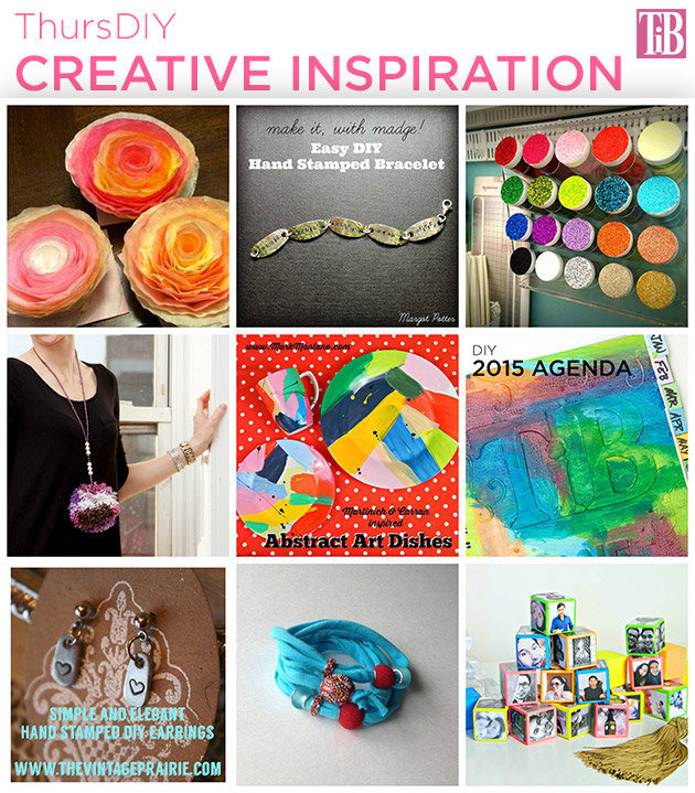 ThursDIY Creative Inspiration Feature by Trinkets in Bloom
