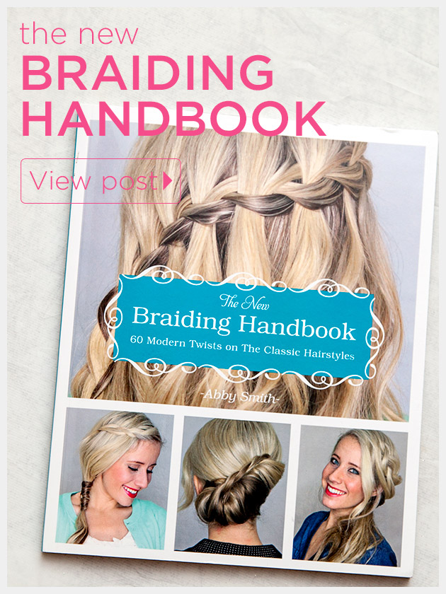 The New Braiding Handbook Review by Trinkets in Bloom