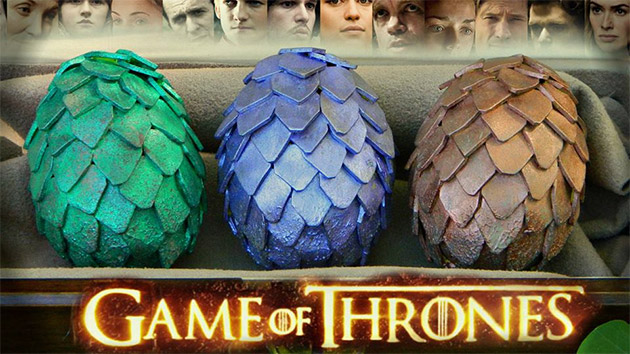 Game of Thrones Easter Eggs by Mark Montano