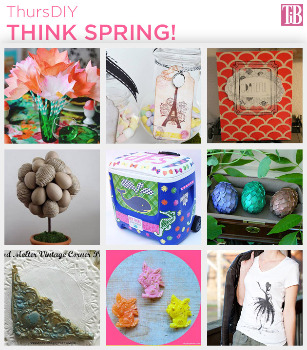 ThursDIY Think Spring Feature by Trinkets in Bloom