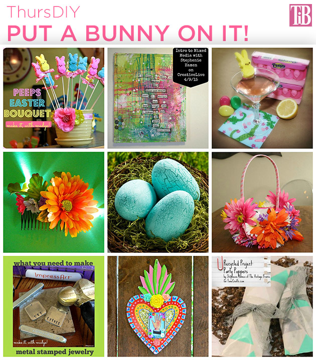 Easter DIY Roundup by Trinkets in Bloom