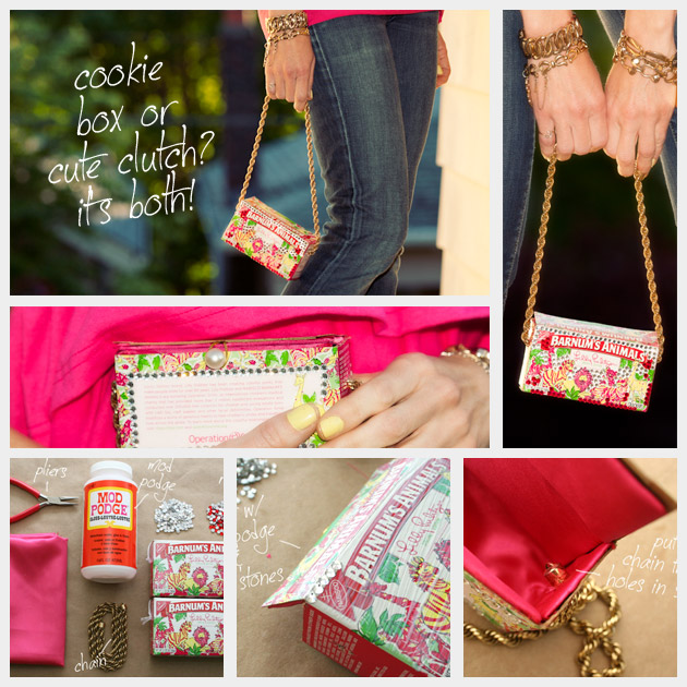 Lilly Pulitzer Minaudiere DIY by Trinkets in Bloom