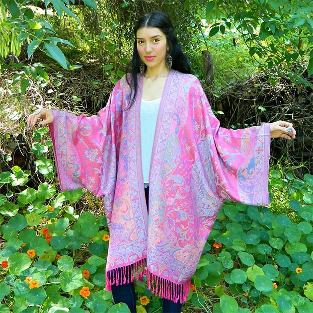 3 Step Kimono by Mark Montano