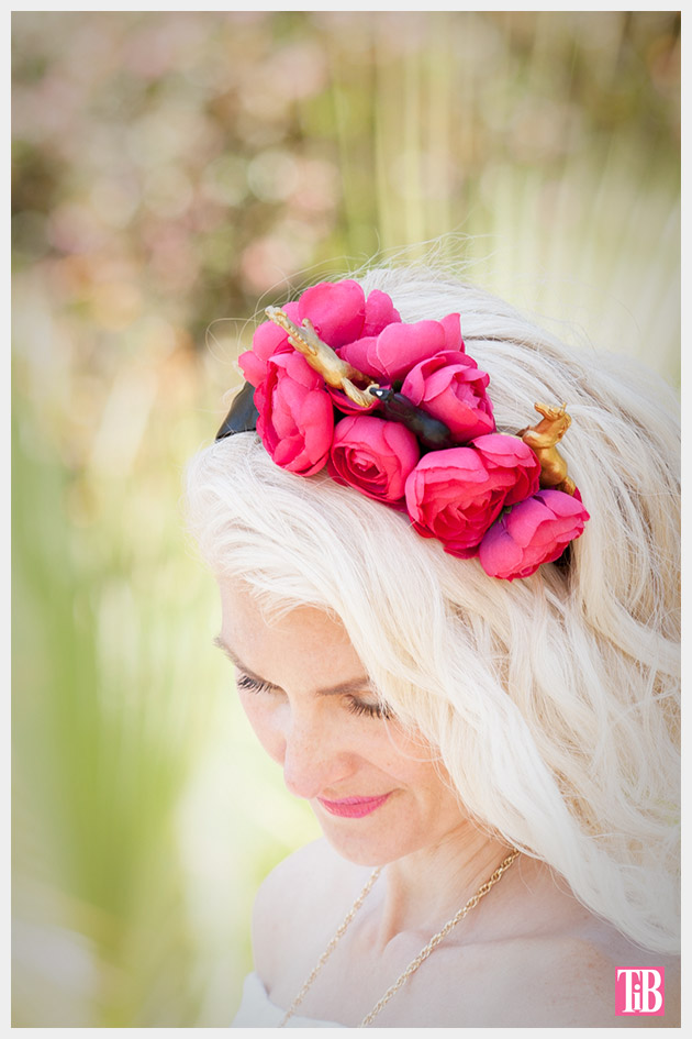 DIY Kentucky Derby Headband Photo 2 by Trinkets in Bloom
